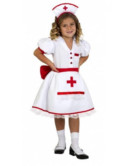 deguisement infirmiere fille