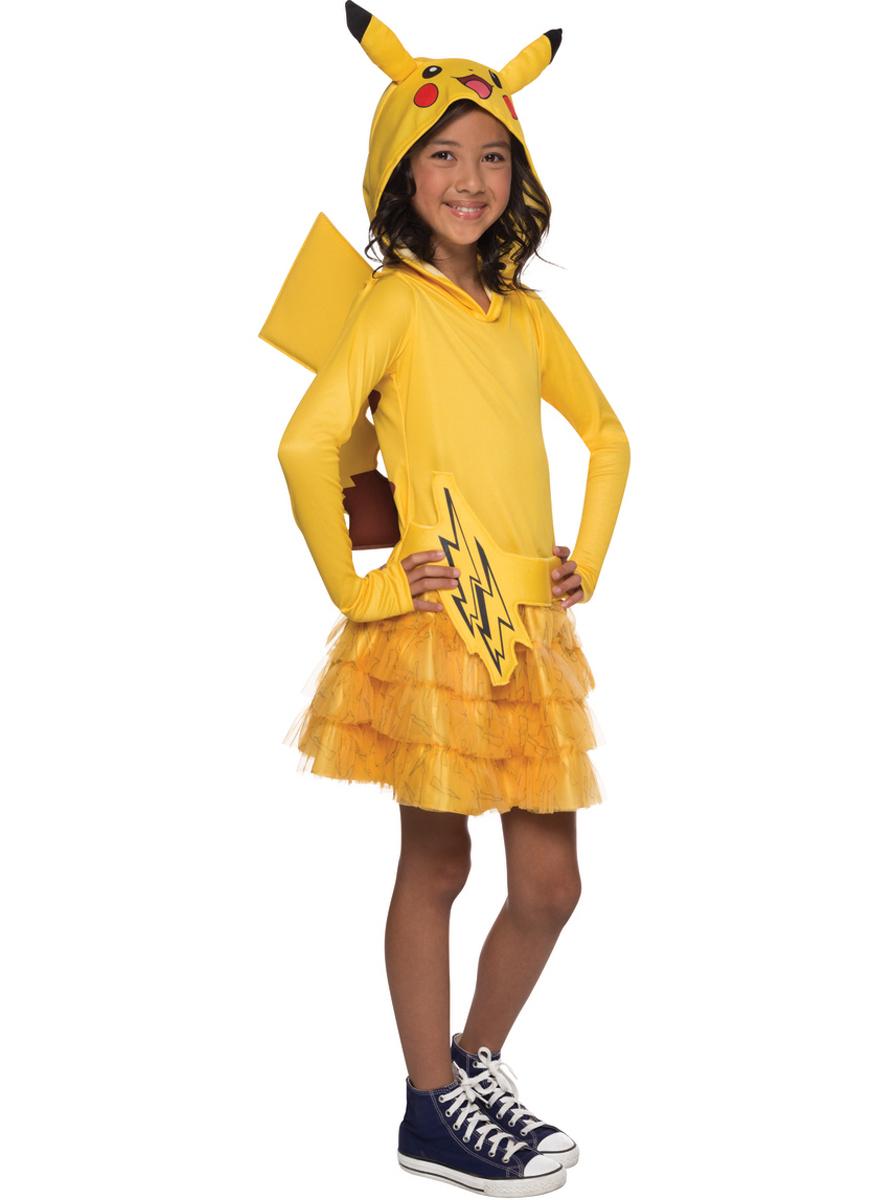 déguisement pikachu fille