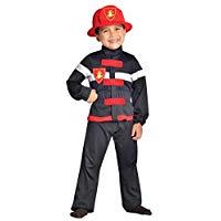 déguisement pompier 3 ans
