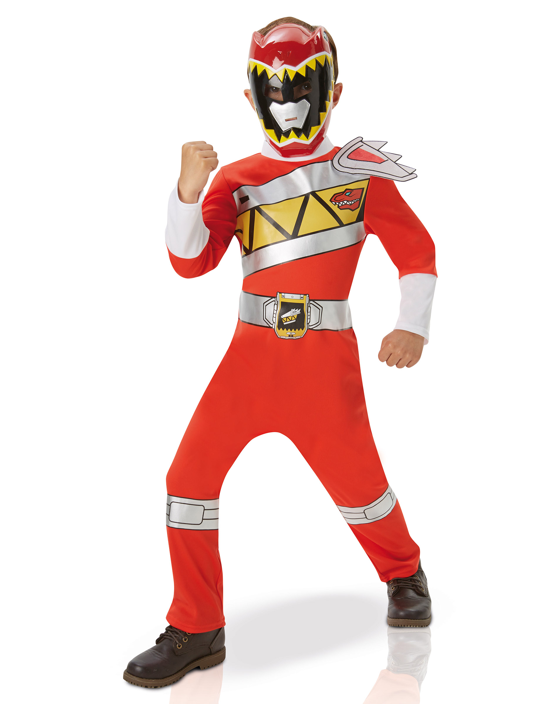 déguisement power rangers dino charge