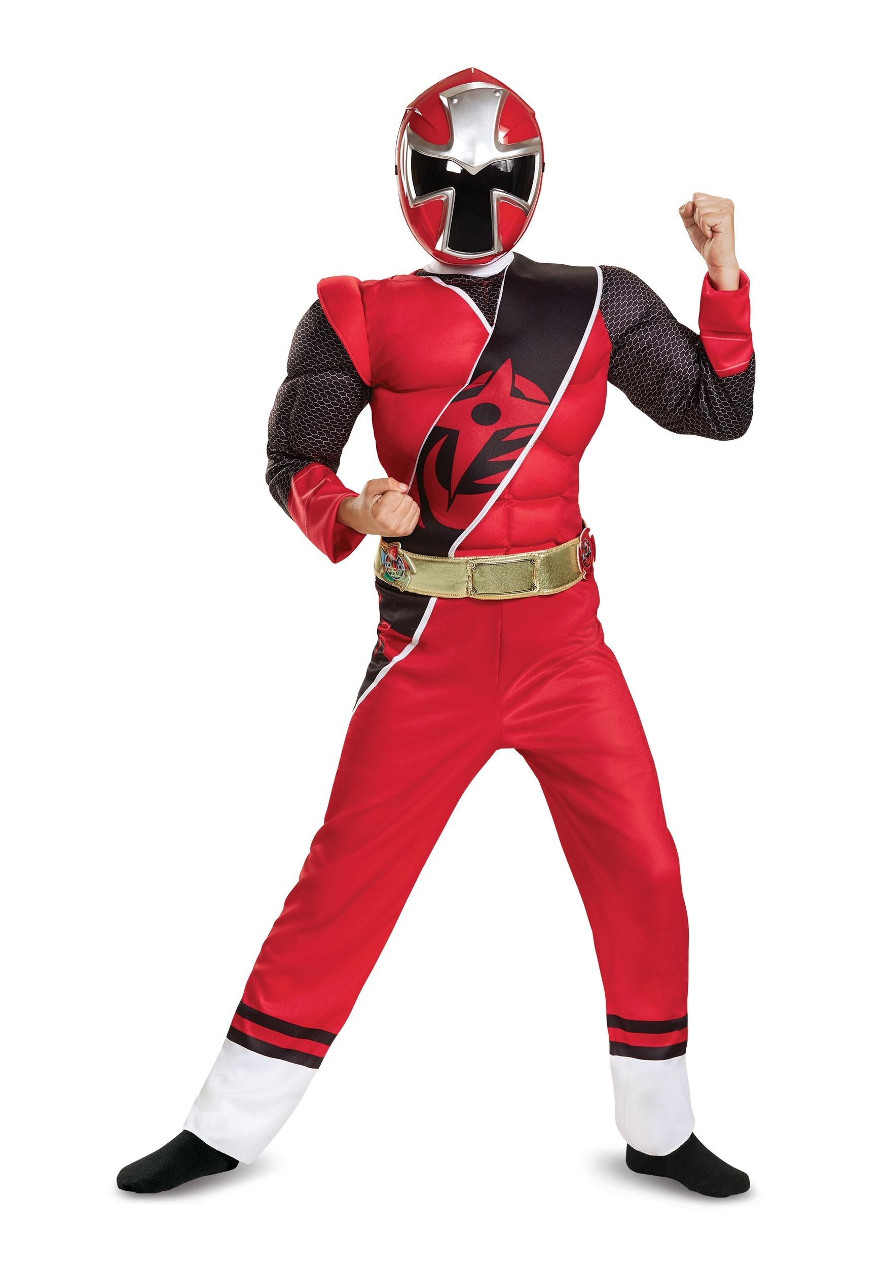 déguisement power rangers ninja steel