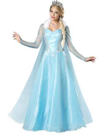 deguisement princesse des neiges