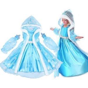 déguisement reine des neiges 3 ans