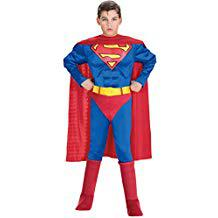 deguisement superman