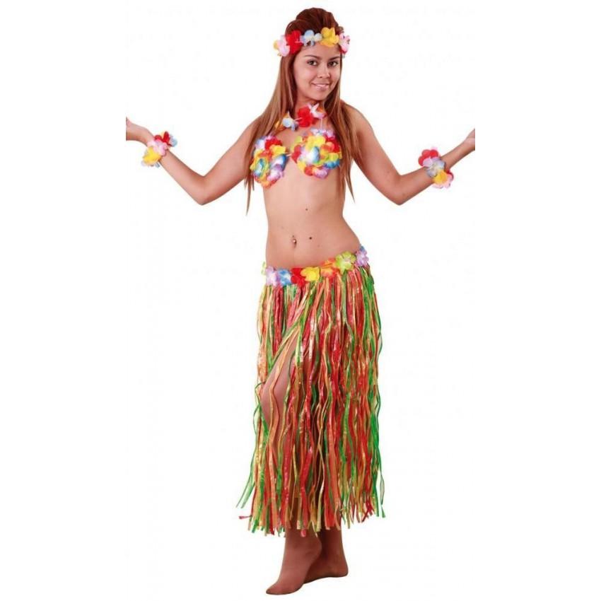 deguisement tahitienne fille