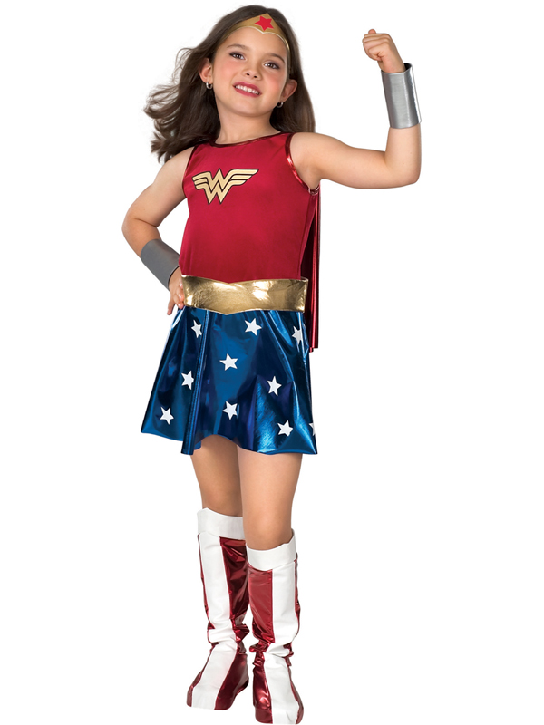 deguisement wonder woman fille 10 ans