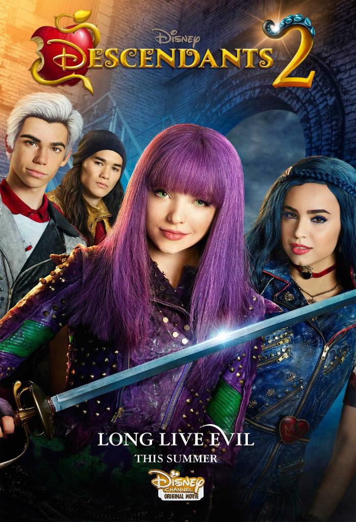 descendants 2 jeux