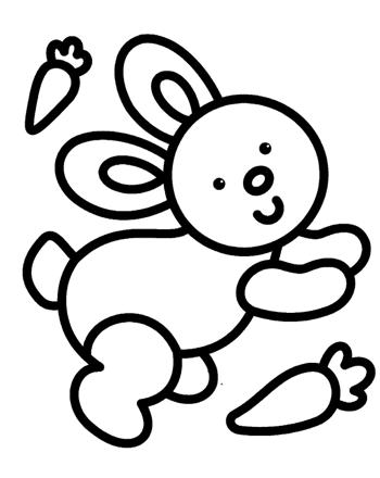 dessin a colorier pour bebe
