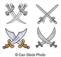dessin d épée de pirate
