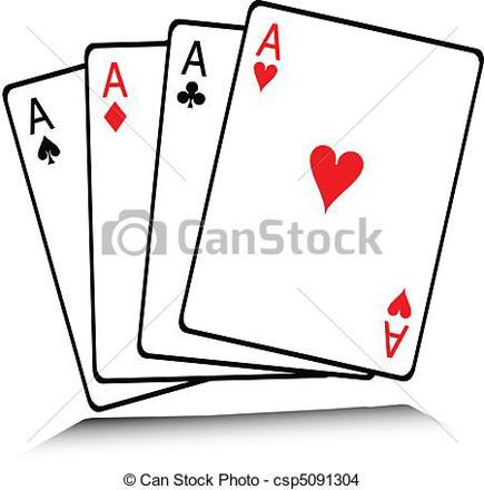 dessin jeu de carte