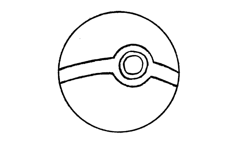 dessin pokeball