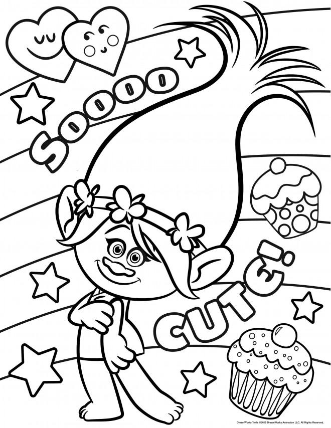 dessin poppy