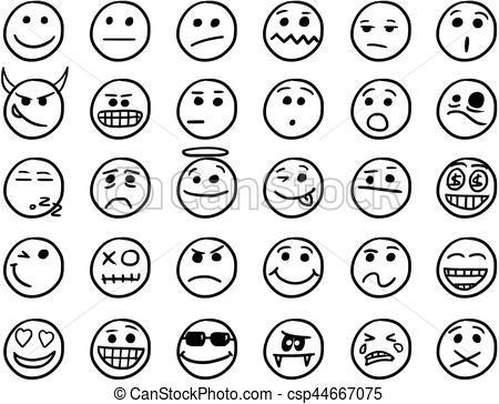dessin smiley
