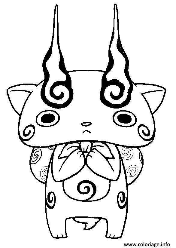 dessin yo kai