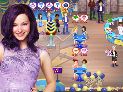 disney channel jeux