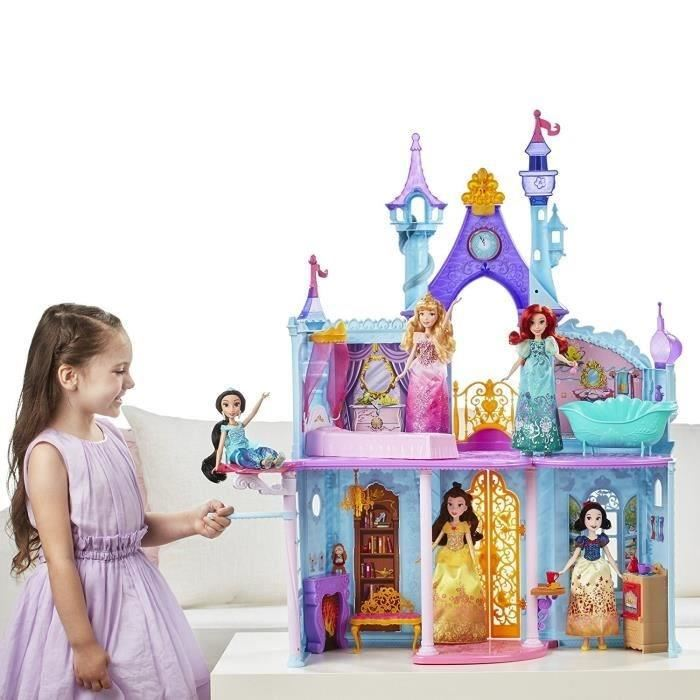 disney chateau princesse