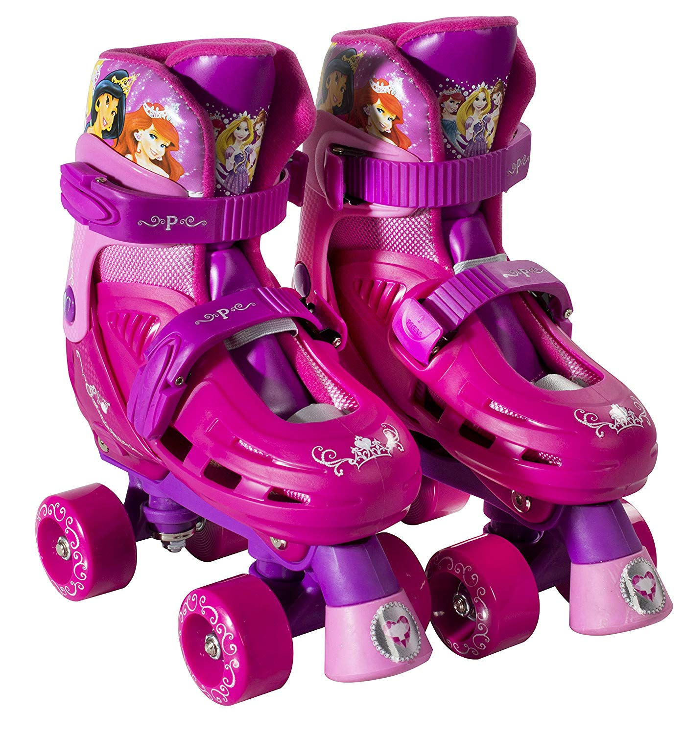 disney princess roller skates