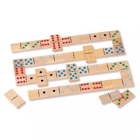 domino bois