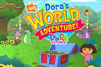 dora games jeux