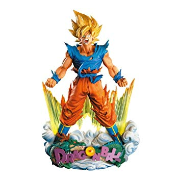 dragon ball figurine