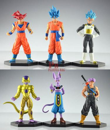 dragon ball z figurine