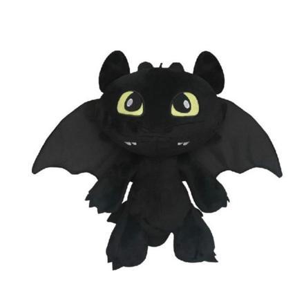 dragon furie nocturne peluche