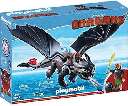 dragon krokmou playmobil