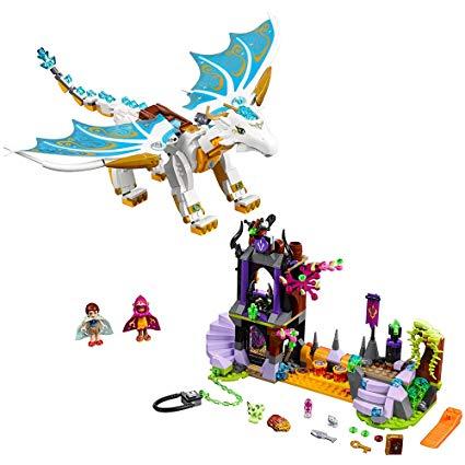 dragon lego elves