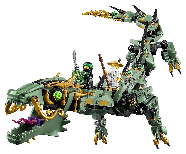 dragon ninjago lego