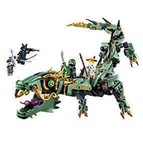 dragon ninjago