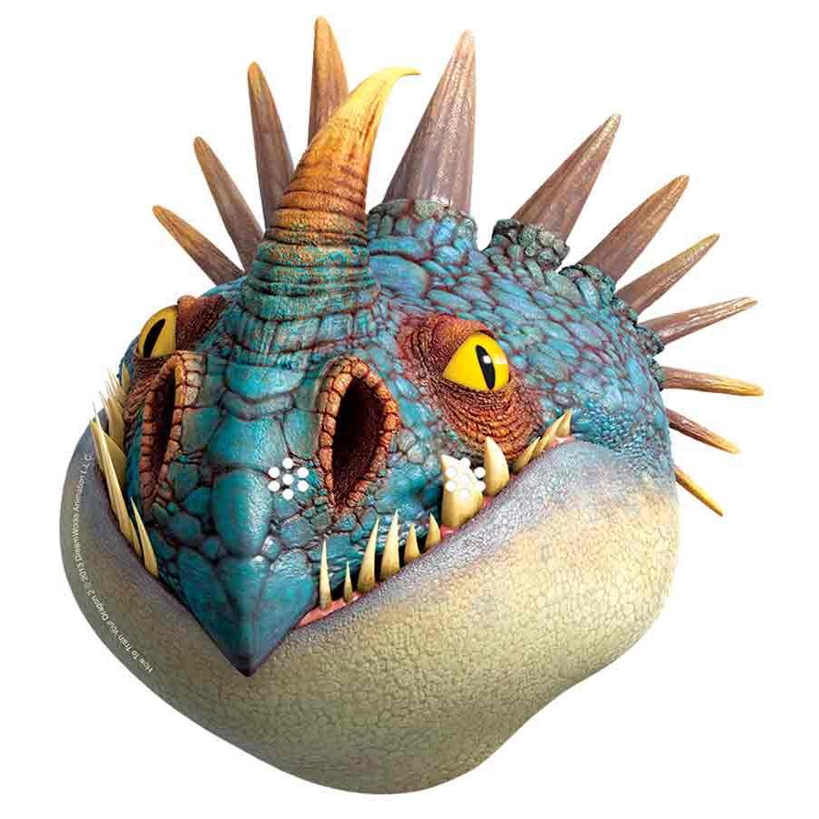 dragon tempete