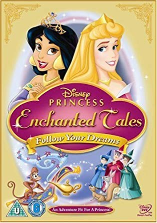 dvd disney princesse