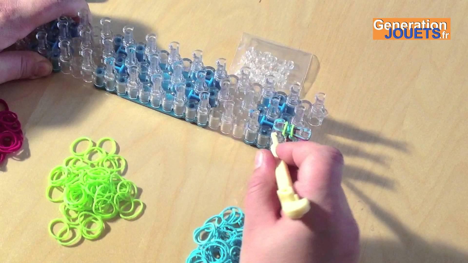 élastique pour faire des bracelets
