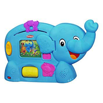elephant playskool