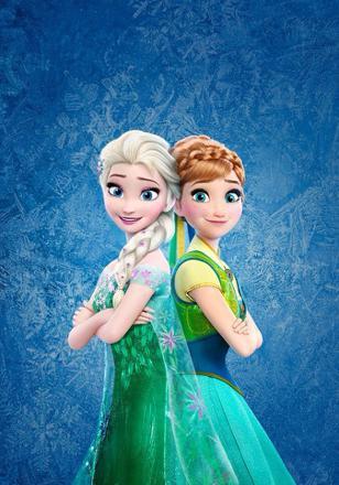 elsa anna reine des neiges