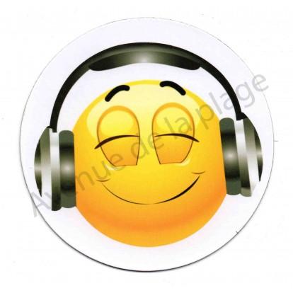émoticone musique