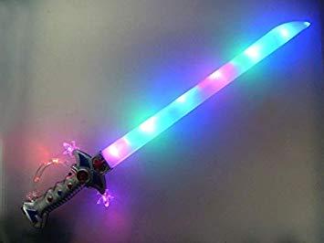 épée lumineuse et sonore