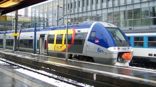 epinal nancy train