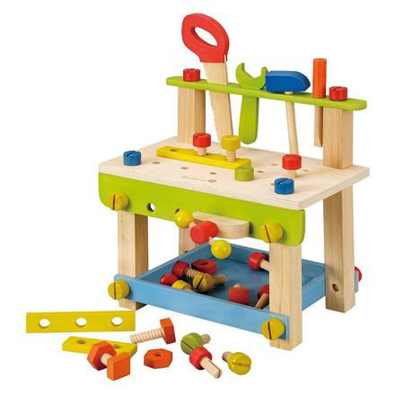 etabli de bricolage jouet
