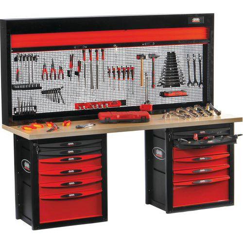 etabli outils