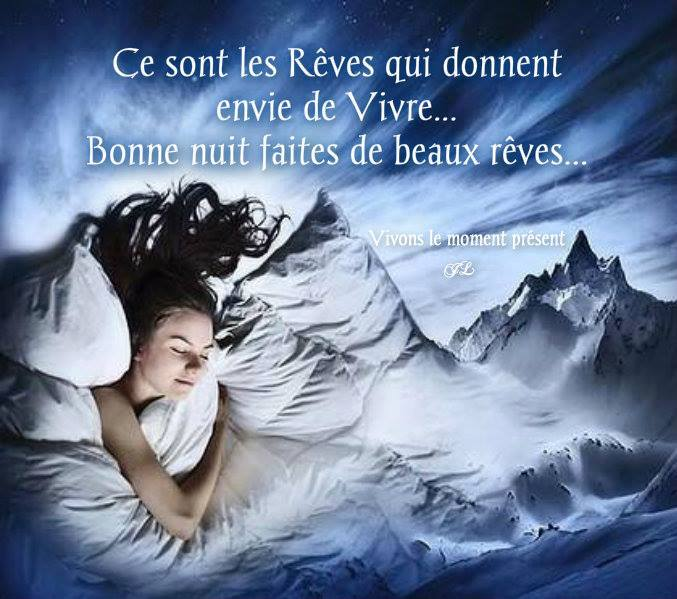 faite de beaux reves