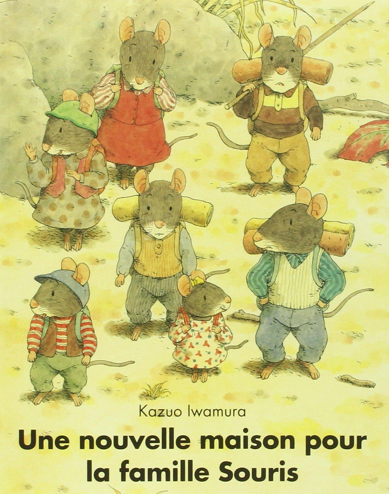 famille de la souris