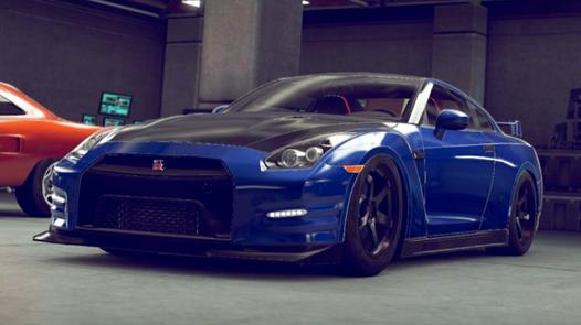 fast and furious gtr