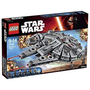 faucon millenium lego star wars