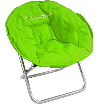 fauteuil enfant pliable