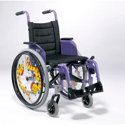 fauteuil roulant enfant