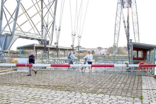 fermeture pont de rochefort