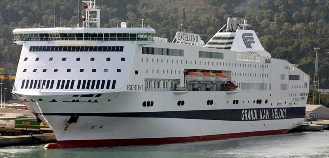 ferry marseille tanger