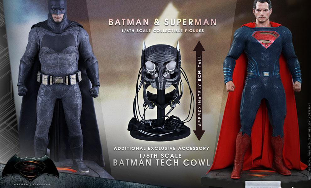 figurine batman vs superman