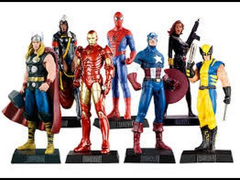 figurine de collection marvel